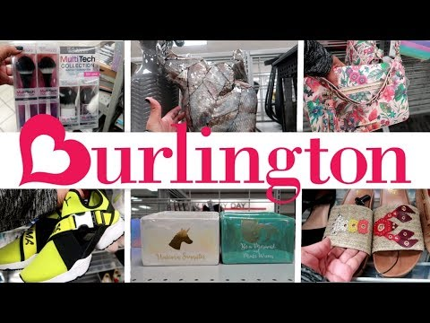 BURLINGTON * COME WITH ME/ SHOES/PURSES/ DECOR