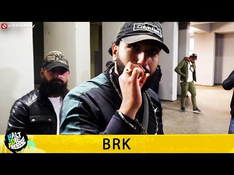 BRK - HALT DIE FRESSE 416 (OFFICIAL HD VERSION AGGROTV)