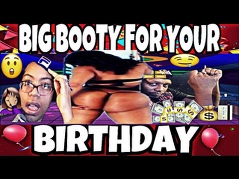 Husband Gets Big Booty Hoe For Birthday 259 Black Daily Vloggers