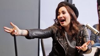 Gambar cover Off-Air Antics with Demi Lovato | On Air with Ryan Seacrest
