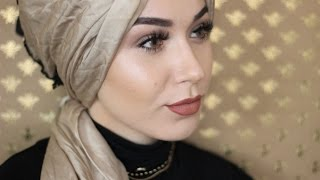 CONCEALER HACKS MAYBELLINE MAKEUP TUTORIAL | NABIILABEE | AD