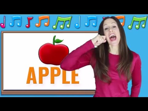 Phonics  The Letter ABC  Signing for Babies ASL  Letter Sounds A  Patty Shukla