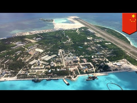 Beijing plans to build island city in the South China Sea - TomoNews Mp3