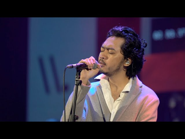 Pamungkas - Queen Of The Hearts (LIVE)
