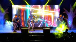 LEGADO 2K16 GROUP DANCE WINNERS ORIENTAL COLLEGE OF HOTEL MANAGEMENT TEAM DANCE