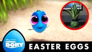 10 Hidden Disney•Pixar Movie Secrets About Finding Dory | Disney Facts | Oh My Disney