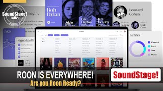 How Roon Labs has Changed the Audiophile Music-Streaming Game - SoundStage! Talks (October 2021)