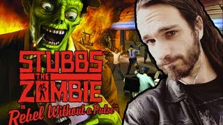 Stubbs the Zombie Review (Xbox) - Psy Reviews It