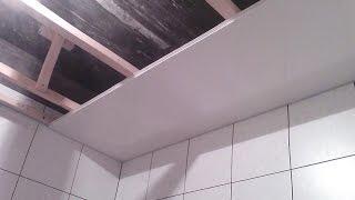 Как установить пластиковые панели на потолок(Более подробно как установить пластиковые панели на потолок узнайте на http://domutom.ru/ на странице http://domutom.ru/publ/r..., 2016-03-25T19:03:08.000Z)