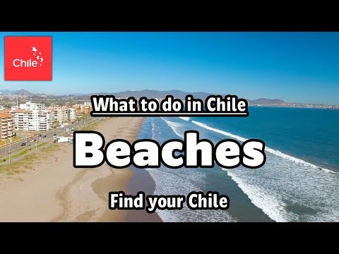 What to do in Chile: Beaches - Find your Chile