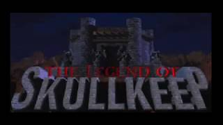 Dungeon Master The Legend of Skullkeep for Dos CD