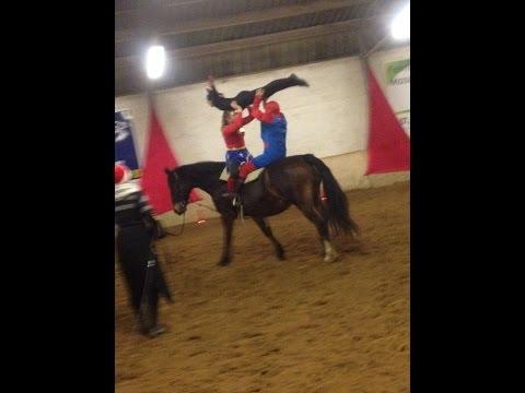 Voltige Equestre 12 12 2015