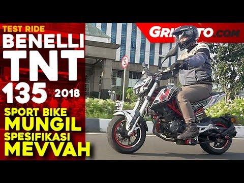 Benelli TNT 135 2018 | Test Ride Review | GridOto