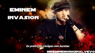 Eminem - Invasion [Legendado]