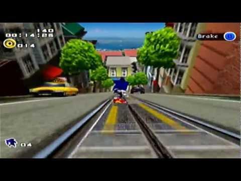 SONIC ADVENTURE 2 de Dreamcast