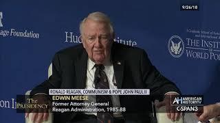 The Presidency: Reagan, Communism & Pope John Paul II Preview