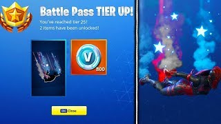 *NEW* SEASON 5 BATTLE PASS COSMETICS LEAKED! - Fortnite Battle Royale Season 5 Battle Pass UNLOCKS