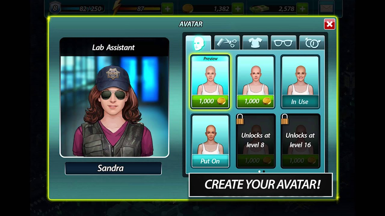 Continue the CSI: experience on your mobile devices with CSI: Hidden Crimes!