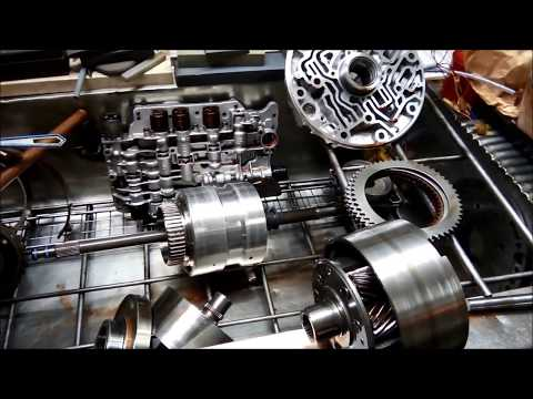 Ford BTR ION DSI 4 Speed Automatic Transmission XR8 Blown Planetary