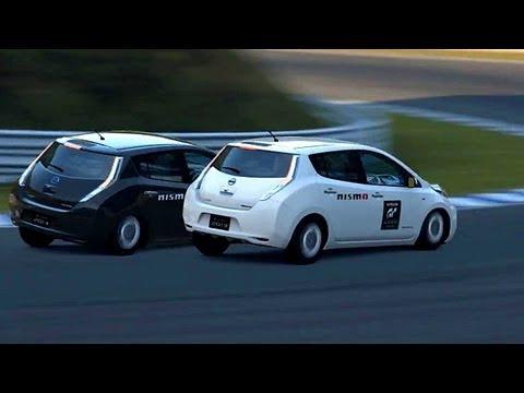 Gran Turismo 6 - Preview / Vorschau (Gameplay) aus GT Academy 2013