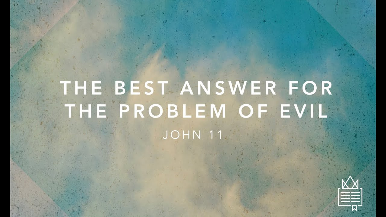 Download The Best Answer for the Problem of Evil