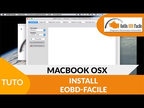[TUTO] How to install EOBD-Facile software on Mac OS X