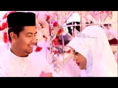 Official Video Majlis Perkahwinan ZURA THR...