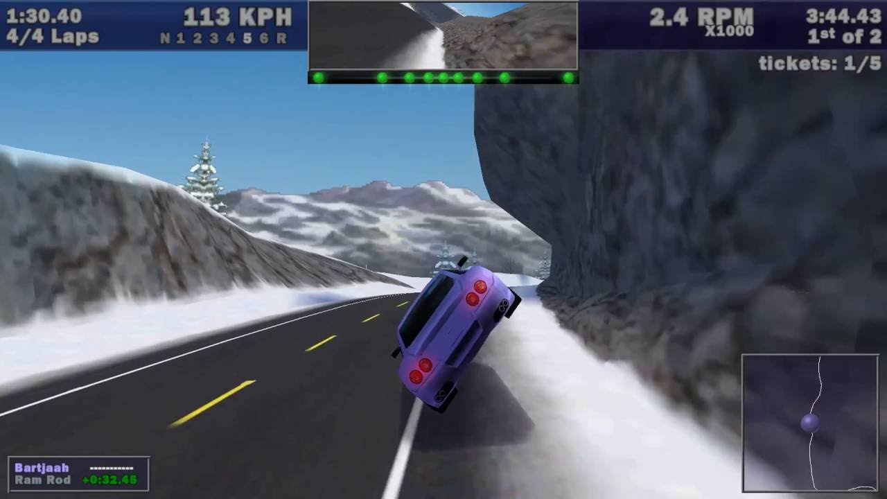 Need For Speed Iii Hot Pursuit Hot Pursuit Summit 1998