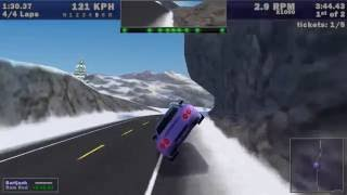 Need For Speed III - Hot Pursuit - Hot Pursuit: Summit (1998) (WINDOWS)