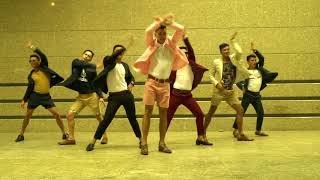 BAAM DANCE COVER BY MOMOBOYS x OLYMPIAN