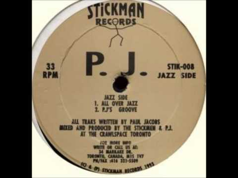 P.J. - All Over Jazz