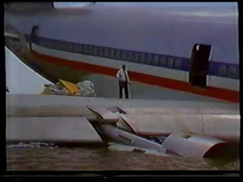 The Vegaman Survives Airplane Accident 1985 Youtube