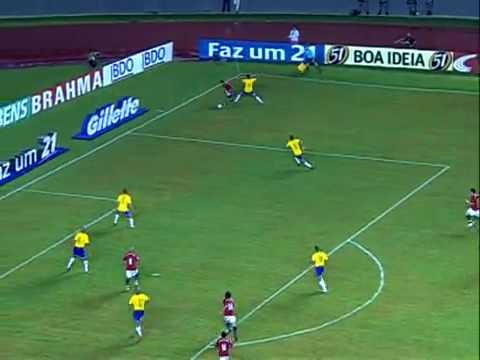 Brazil vs Chile (4-2) All Goals & Highlights - FIFA World Cup South America 2010