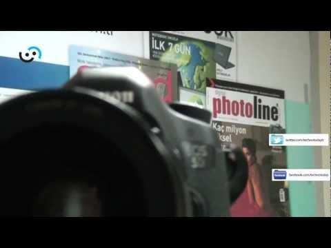 Canon 5D Mark III İnceleme