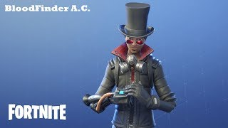 BoodFinder A.C. / Discoverer Fortnite: Saving the World #40