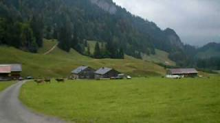 cowbells in the Alps