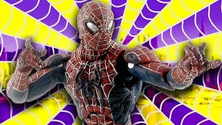 The Best Spider-Man Toys! - Toy Pizza (ep. 65)