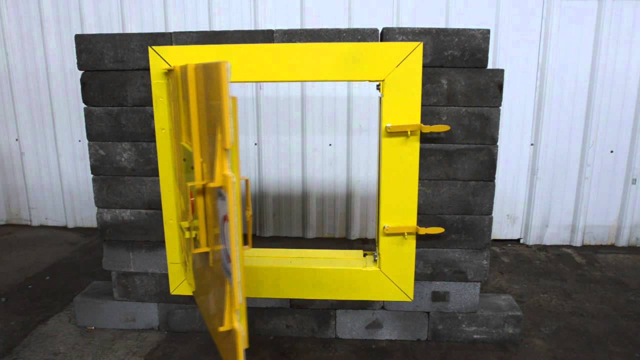 Zero Man Door - Best Mine Door - Made in the USA & Zero Man Door - Best Mine Door - Made in the USA - YouTube Pezcame.Com