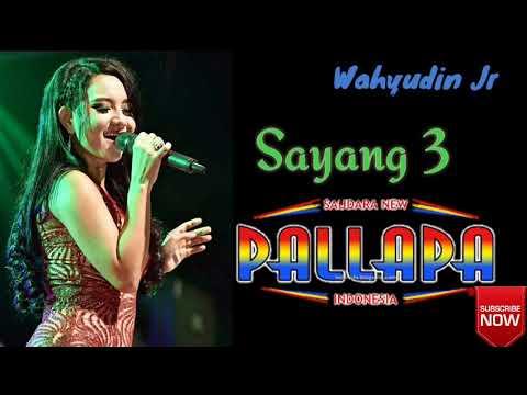 Karaoke | Sayang 3 | vocal Lala Widi New Pallapa