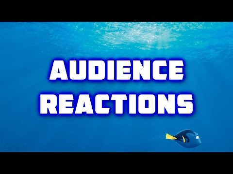 FINDING DORY!! {SPOILERS}: Audience Reactions | Raul Alcantar (Owner Audio)
