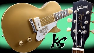 This Guitar Has Left me Speechless | Gibson Les Paul Axcess Prototype Kazuyoshi Saito 1 P90 Gold Top