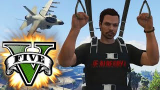 GTA 5 FREEMODE EVENT MACHINIMA! (GTA V Comedy Shortmovie!)