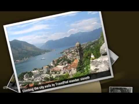 City Walls - Kotor, Serbia and Montenegro