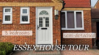 HOUSE TOUR IN ESSEX UK   WE'RE MOVING