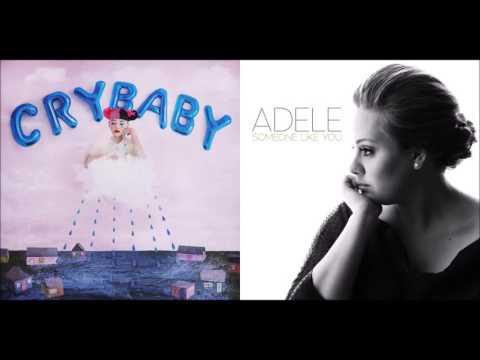 Sippy Like You (Mashup) - Melanie Martinez & Adele