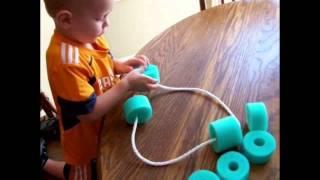 Великолепные идеи развивающих игр и занятий для детей. Выпуск #7
