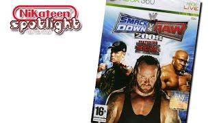 SVGR - WWE SmackDown vs. RAW 2008 (XBOX 360)