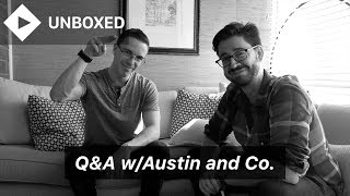 Rapid Fire Q&A With Austin Evans and Co.