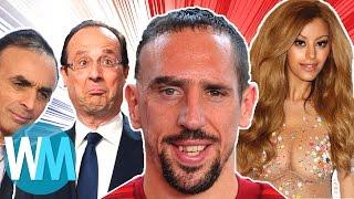 Top 10 des personnalités les plus DÉTESTÉES par les français !