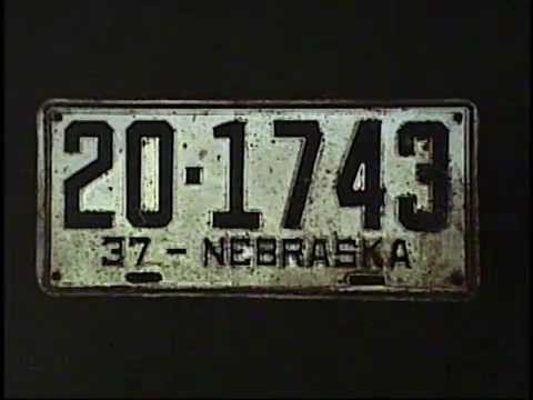 Nebraska License Plates